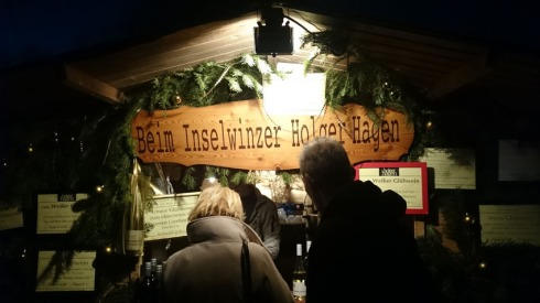 Chiemsee Fraueninsel Christkindlmarkt | raupenblau